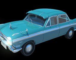 car austin cambridge 3D model