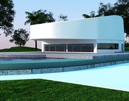 Balint-house 3D model