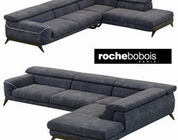3D model Roche Bobois CINEPHILE CORNER COMPOSITION