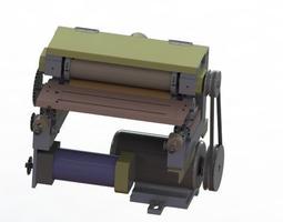 3D Grinding and polishing machine