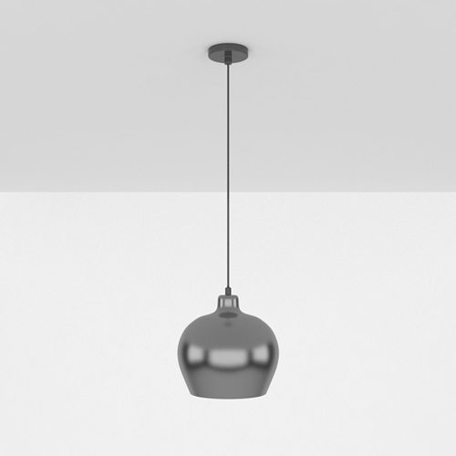 Pendant Lamp 4 3D Model MAX OBJ