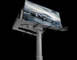 Billboard 1 3D