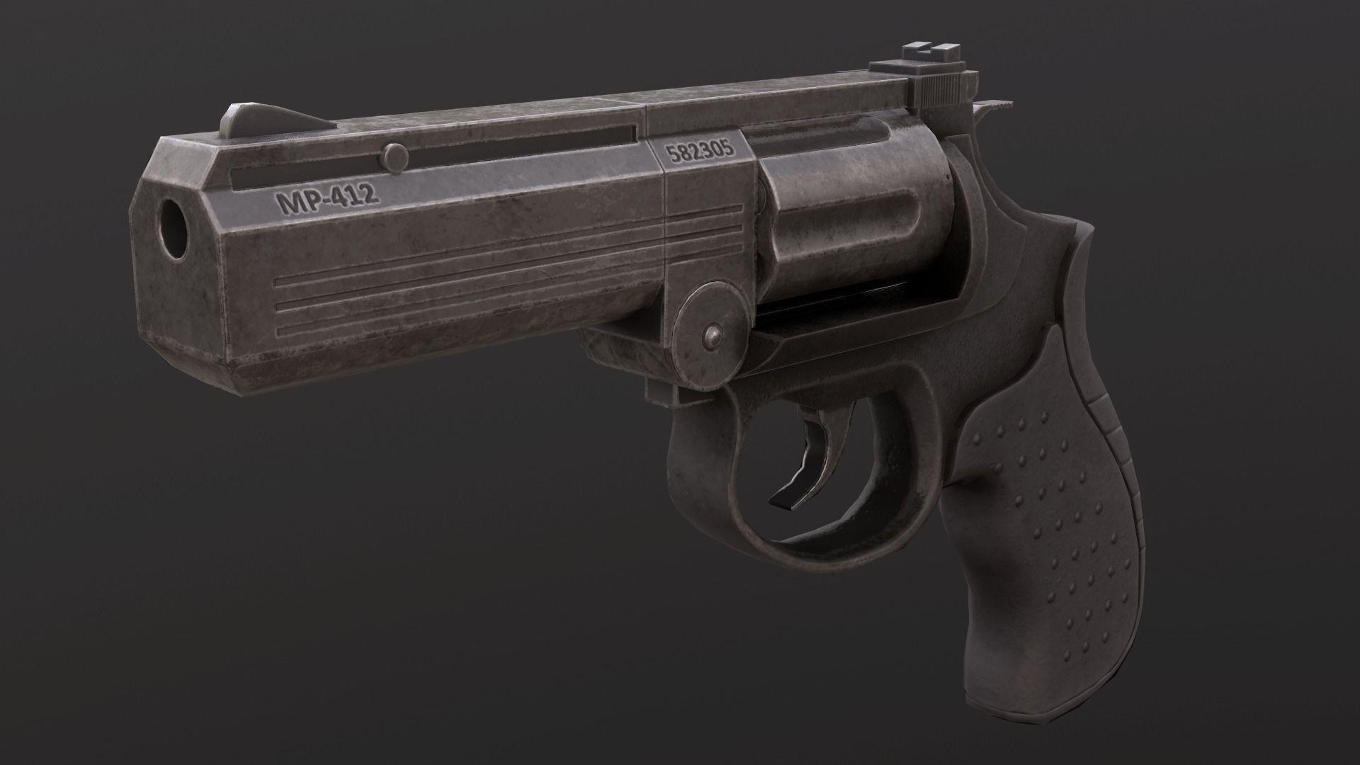 MP-412 Rex