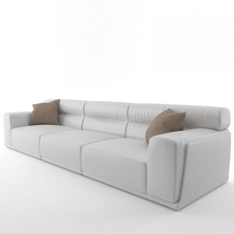 Dorian Natuzzi Italia sofa   3D model