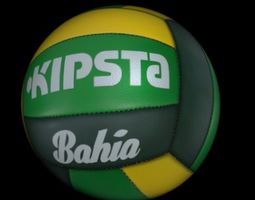 3D model realtime volley ball 2