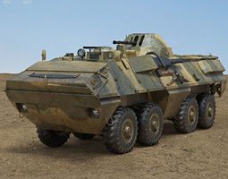3D model OT-64 SKOT