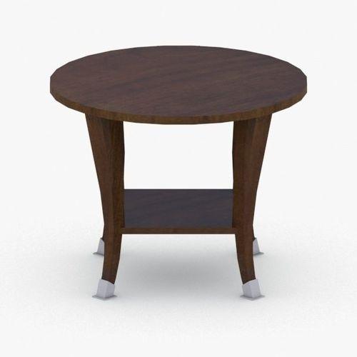 0376 - coffee table 3d model max obj mtl 3ds fbx dae pdf 1