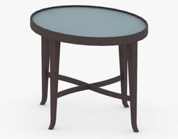 3D asset 0380 - Coffee Table