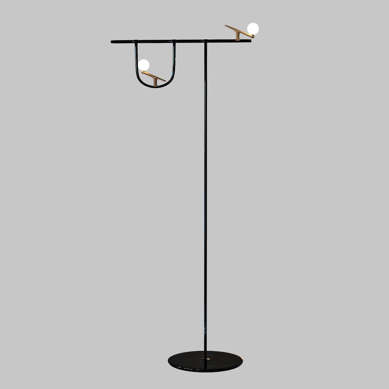 Floor Lamp Yanzi By Neri Hu Design And Research Office 3d Model Max Obj Mtl  Fbx ...