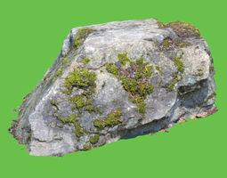Randy Moss Rock exterior 3D