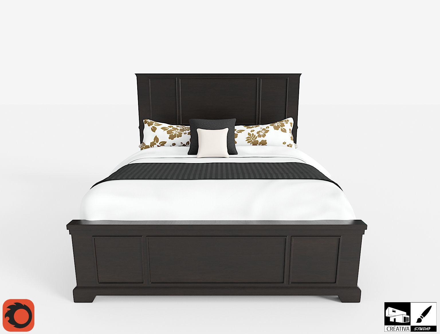 3D Asian Bedroom Sets | CGTrader