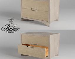 3D model BAKERS KONA SINGLE CHEST 3301