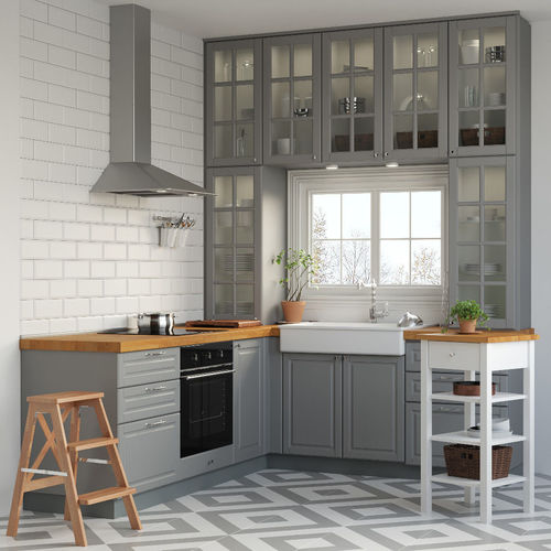 Kitchen IKEA METOD 3D