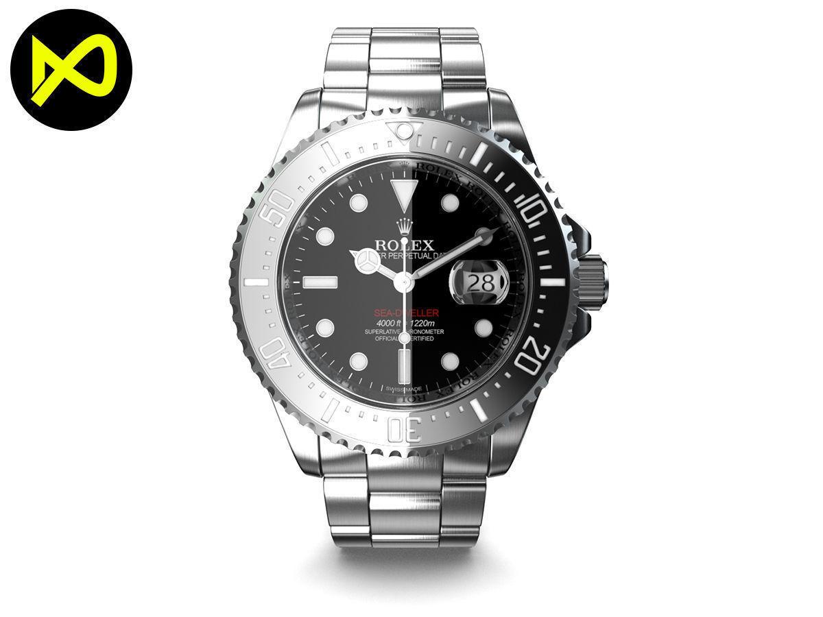 Rolex Sea-Dweller Watch 2017