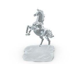 Ice Horse 3D