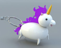 3D printable model Echise Bruno - Unicorno