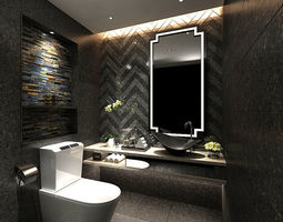 bathroom design complete model 15