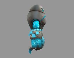 3D model Elemental Monster
