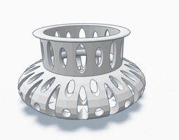 Tea Light 3D printable model