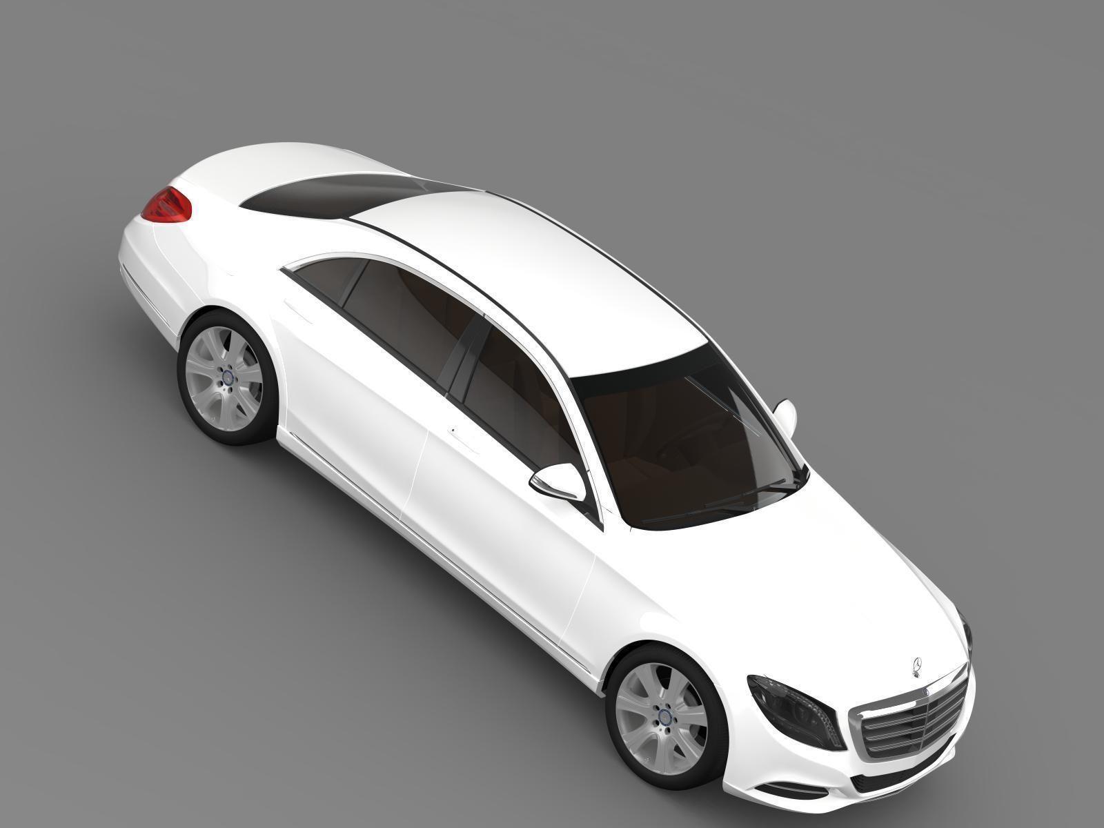 3d model auto 2014 audi wv mersedes