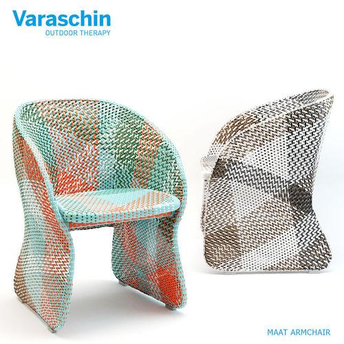 varaschin maat armchair 3d model max obj mtl fbx unitypackage prefab 1