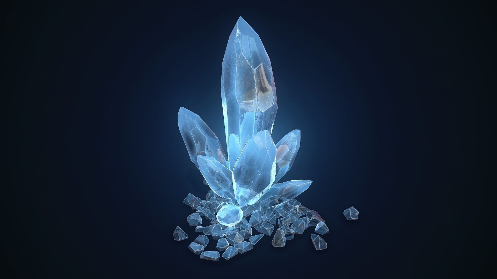 Crystal Rock