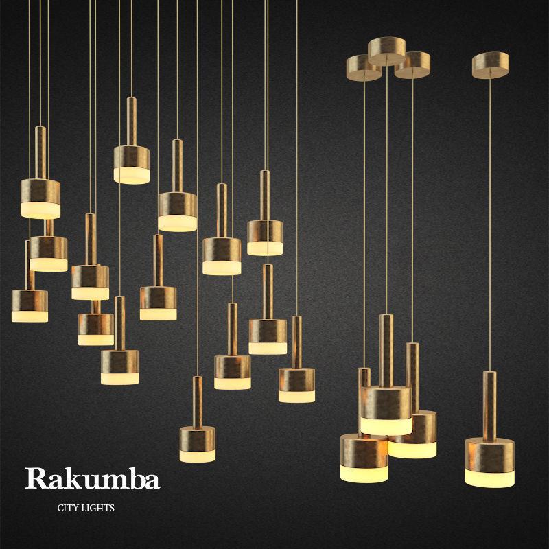 City Lights Lamp Model