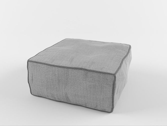 soft chair 02 3d model max obj mtl fbx 1