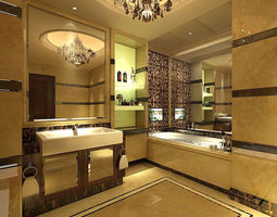 bathroom design complete model 154