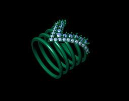 Ring alliance 3D print model