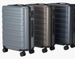 3D model tourism Suitcase 2