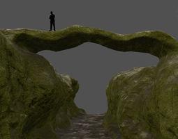 3D asset canyon