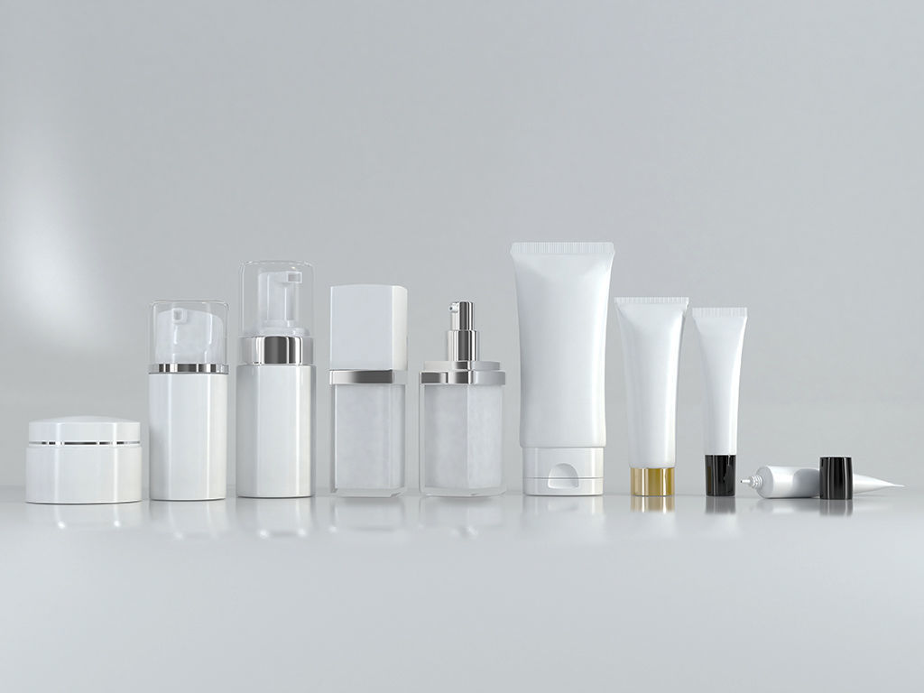 Cosmetic Bottle and Tube Set