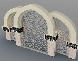 Islamic Door Revit & 340 Islamic Architecture Ornament Motifs And