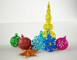 3D print model Special Christmas bundle 2017