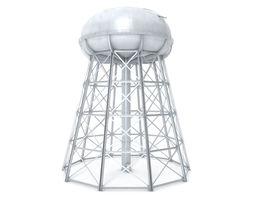 3D model Water Storage Tower
