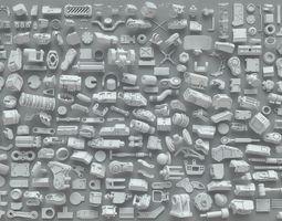 3D Kit bash-270 pieces - part-8