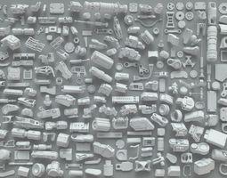 3D model Kit bash-268 pieces - part-9