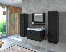 3D model Bathroom furniture collection