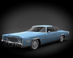 Cadillac Eldorado 3D