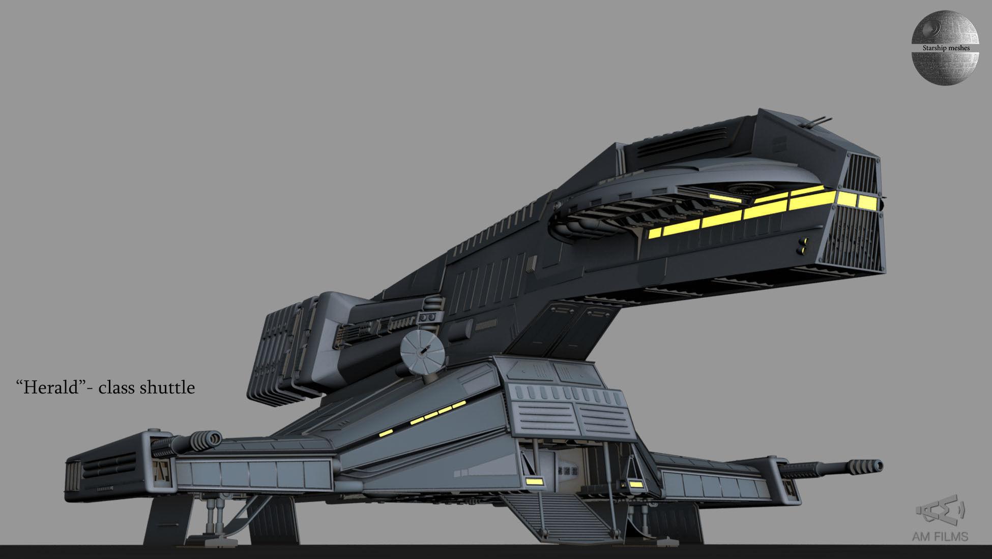 Herald class shuttle