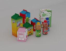 Drinks 3D
