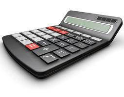 3d desktop calculator