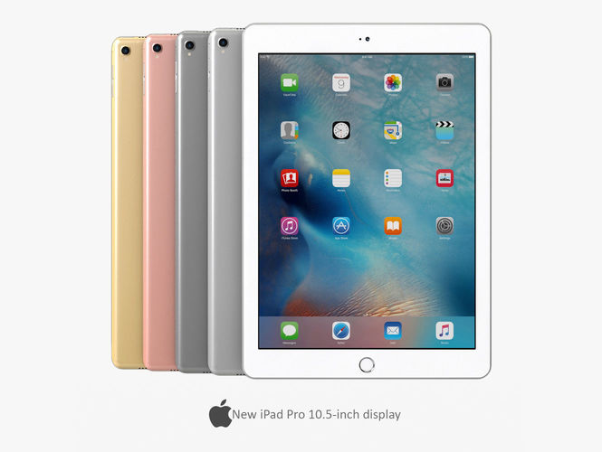 3d Apple Ipad Pro 10 Inch Cgtrader