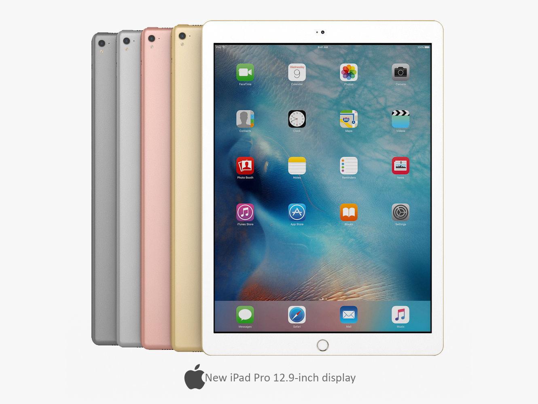 Apple iPad Pro 2017 New 12 13 Inch