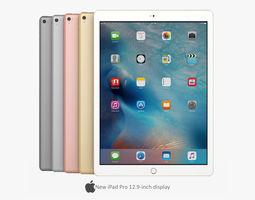 Apple iPad Pro 2017 New 12 13 Inch 3D