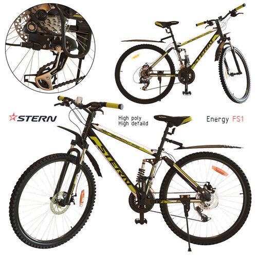 bicycle stern energy fs1 3d model max obj mtl 1