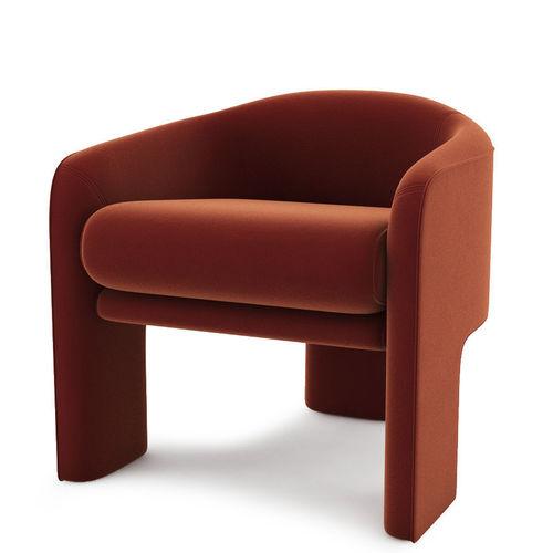 Amazing Mid Century Modern Retro Lounge Chair 3D Model