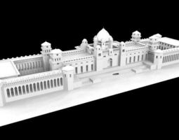 Palace of India - Umaid Bhawan 3D printable model