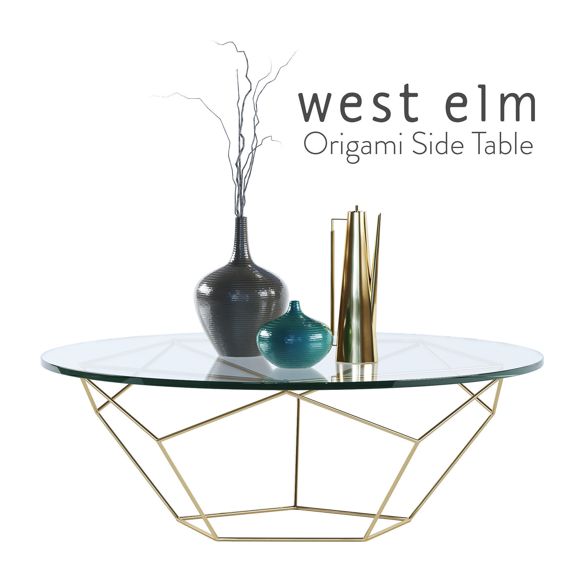 Origami Coffee Table West Elm Origami Coffee Table Review ... | 2000x2000